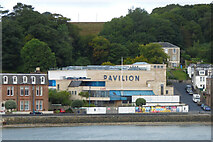 NS0865 : Rothesay Pavilion by Thomas Nugent
