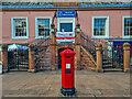 NY4055 : Queen Victoria (VR) Penfold Post Box (1837-1901), Carlisle by Brian Deegan