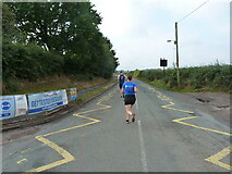 SK1507 : Heading south on Common Lane by Richard Law