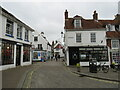 SZ3295 : Quay Street, Lymington by Malc McDonald