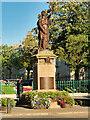 ND1168 : Thurso War Memorial, Sir John's Square by David Dixon