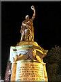 ND1168 : War Memorial, Sir John's Square, Thurso by David Dixon
