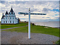ND3773 : The John O'Groats Signpost by David Dixon