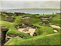 HY2318 : Skara Brae Prehistoric Village by David Dixon