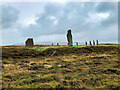 HY2913 : Standing Stones at the Ring of Brodgar by David Dixon