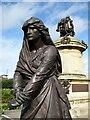 SP2054 : Lady Macbeth statue by Philip Halling