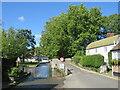 TQ5465 : Bridge and ford at Eynsford by Malc McDonald