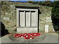 SK2853 : Wirksworth War Memorial by Eirian Evans