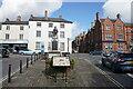 SK4055 : The Old Market Square by Bill Boaden
