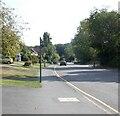 SP2482 :  Main Road, Meriden by Gerald England