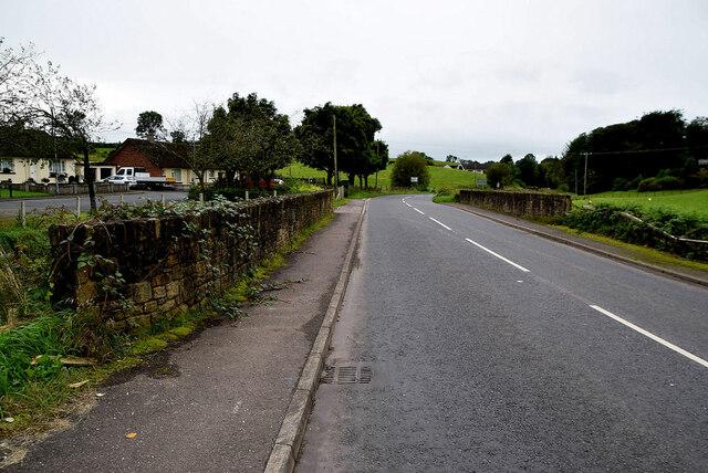 Bridge along Moylagh Road