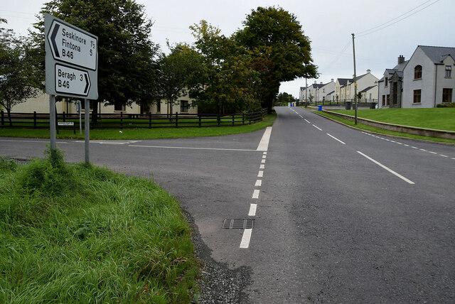 Moylagh Road, Legacurry