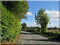 TQ6059 : Kemsing Road, Wrotham by Malc McDonald
