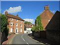 TQ6159 : High Street, Wrotham by Malc McDonald
