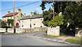 NZ0810 : Minor road entering Barningham by Trevor Littlewood