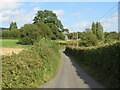 TQ6360 : Wrotham Water Lane, near Trottiscliffe by Malc McDonald
