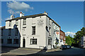 SJ8808 : Lion Hotel in Brewood, Staffordshire by Roger  Kidd