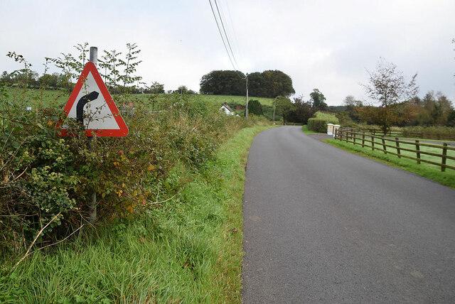 Tonnagh Road, Ardatinny