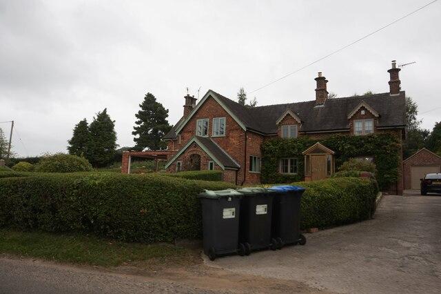 House on Edlaston Lane, Edlaston