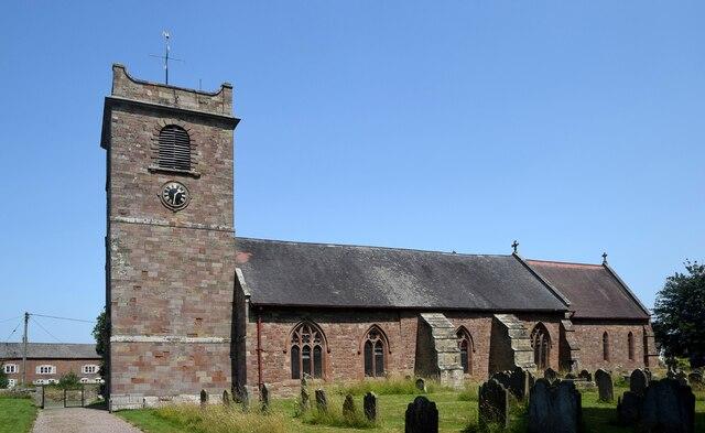 St Mary's Church, Westbury