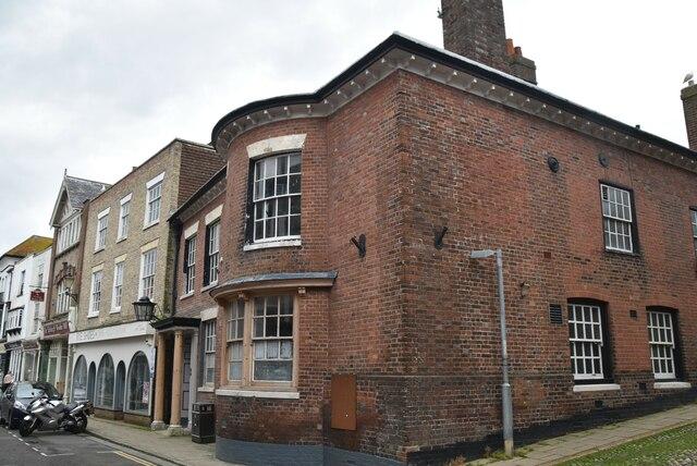 Langford House