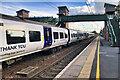 SD5422 : Leyland Railway Station by David Dixon