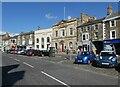 NZ0516 : Market Place, Barnard Castle by Roger Cornfoot