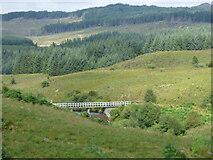 NR9473 : Craig-Na-Feich Dam by Thomas Nugent