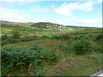 NR9473 : Course of the Craignafeoch Burn by Thomas Nugent