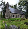 SO3301 : St Michael's Church, Glascoed, Monmouthshire by Jaggery