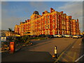 SD3037 : Imperial Hotel, Blackpool, at sunset by Malc McDonald