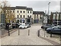 H8745 : Market Place, Armagh by Kenneth  Allen