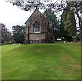 ST3398 : East side of Christchurch,  Coed-y-Paen, Monmouthshire by Jaggery