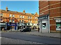 TQ2284 : Brondesbury Park at the junction of Willesden High Road by David Howard
