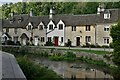 ST8477 : Castle Combe: Cottages by Michael Garlick