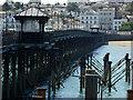 SZ5993 : Ryde Pier by Chris Allen