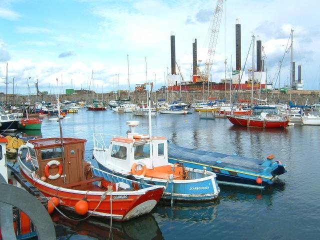 Scarborough Harbour