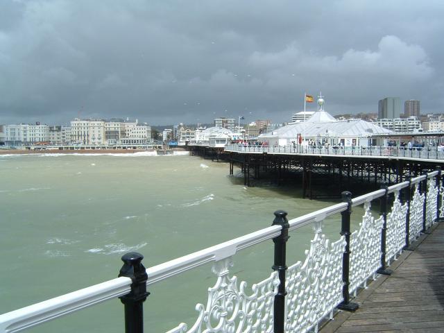 The Palace Pier, Brighton