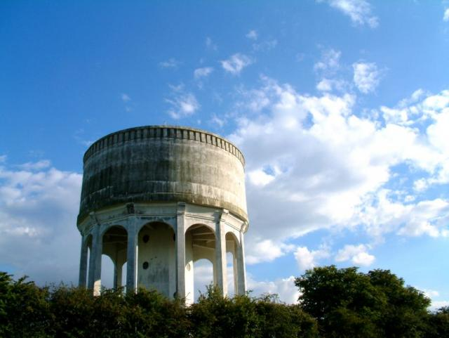 Mursley Water Tower
