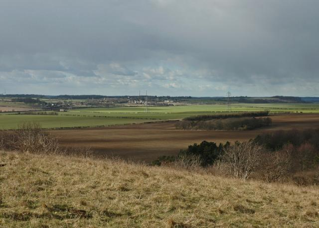 View from Galley Hill