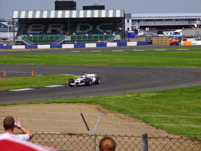 Silverstone Motor Racing Circuit