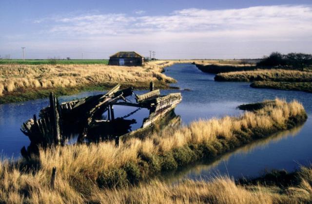 Abandoned Quay