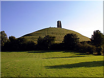 ST5138 : Glastonbury Tor by Alan Simkins