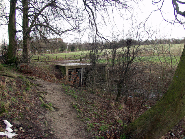 Source of the Lea
