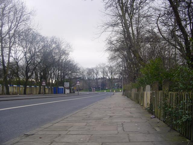 Skircoat Road
