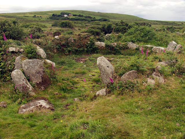 Bodrifty ancient settlement