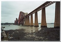 NT1378 : The Forth Bridge by Pam Brophy
