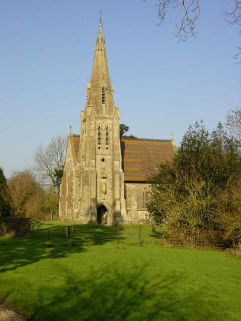 Church of St Catherine, Kingsdown