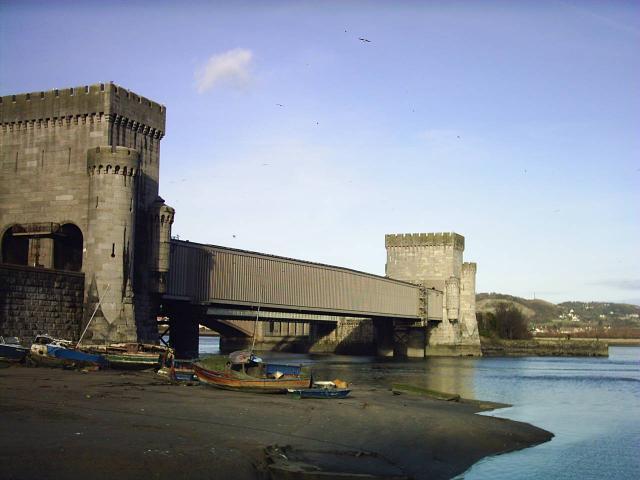 Conwy Rail Bridge