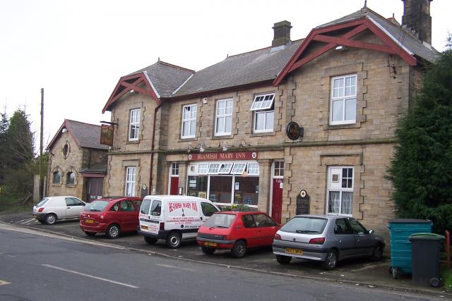 The Beamish Mary Inn, No Place